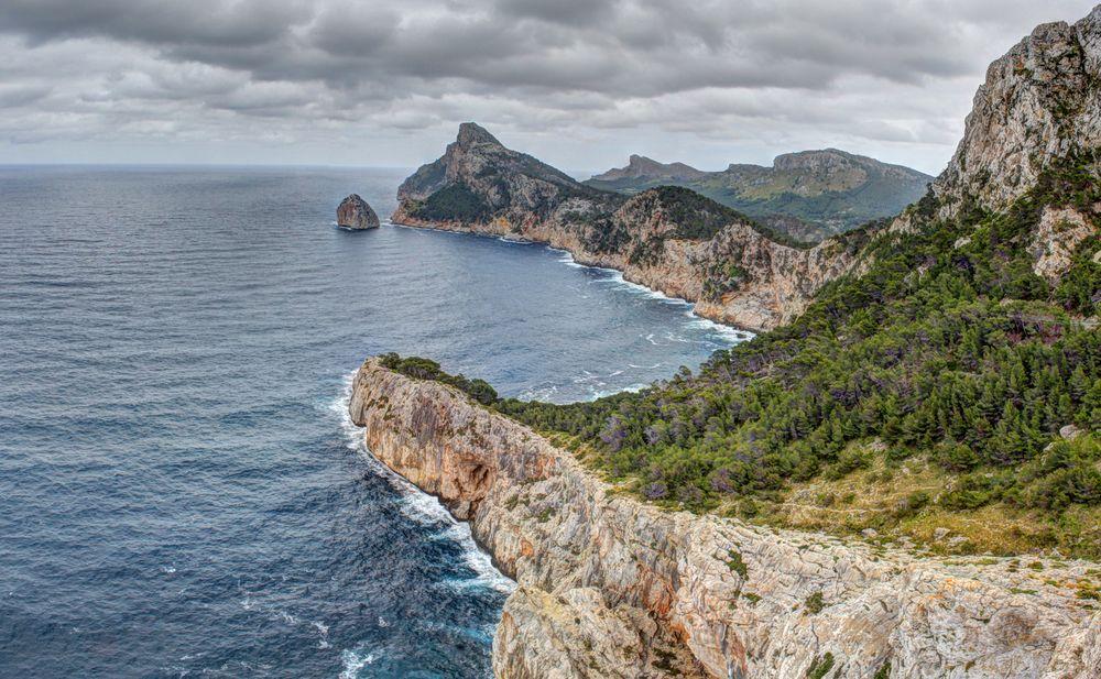 Cap Fomentor, Mallorca