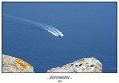 Cap Formentor ..volle Pulle zum Ankerplatz.....