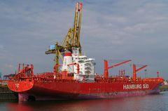 Cap Roca Containerschiff