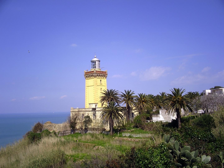 Cap Spartel in Tanger am 15.03.2010