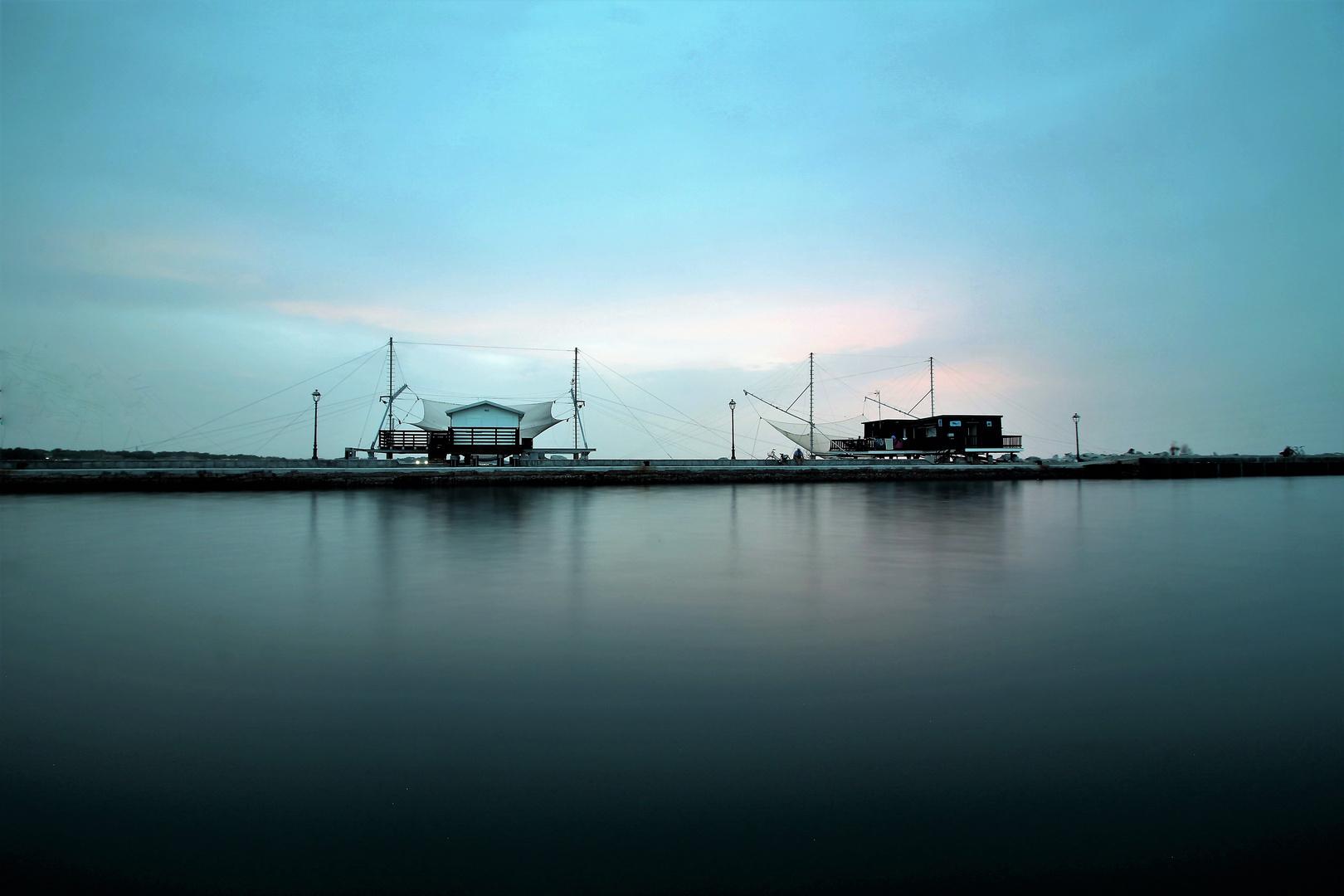 Capanni da Pesca  ( bilancioni )