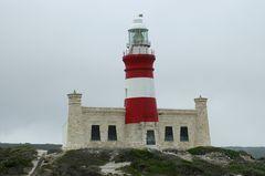 Cape Agulhas Leuchtturm