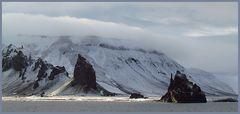 Cape auf Franz Josef Land