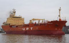 Cape Daly   -   Chem.-Öl Tanker