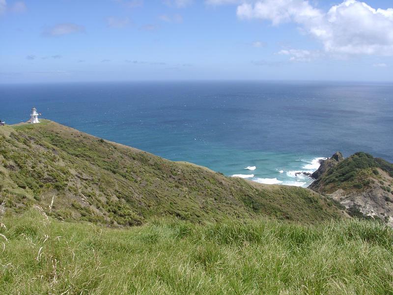 Cape Reinga - The North End