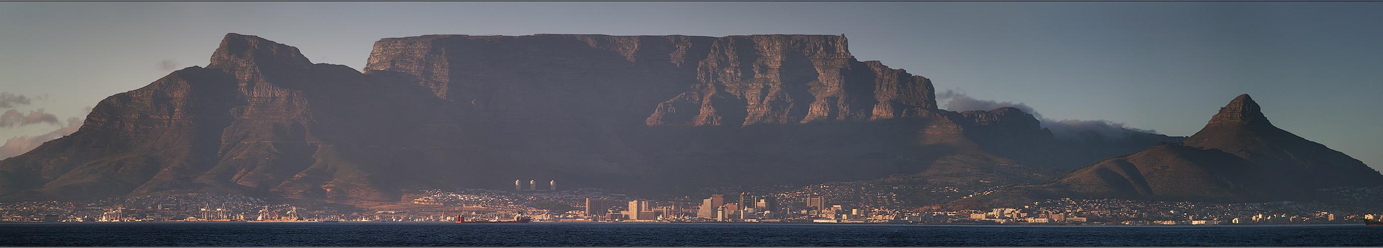 ---Cape Town--- Des hat Arbeit gemacht!!! :o)