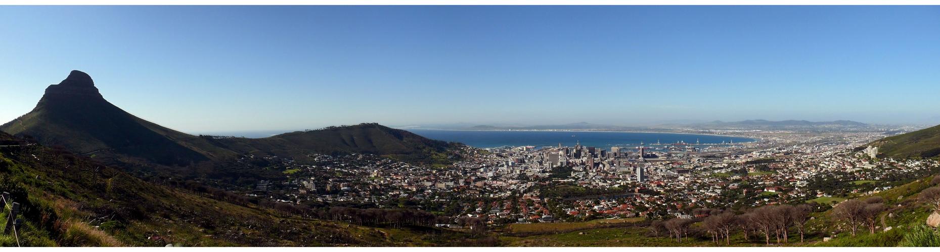 Cape Town Pano II