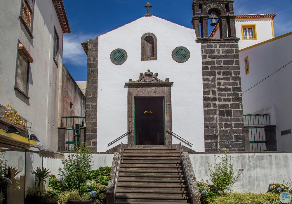 Capela da Rua Machado dos Santos em Ponta Delgada