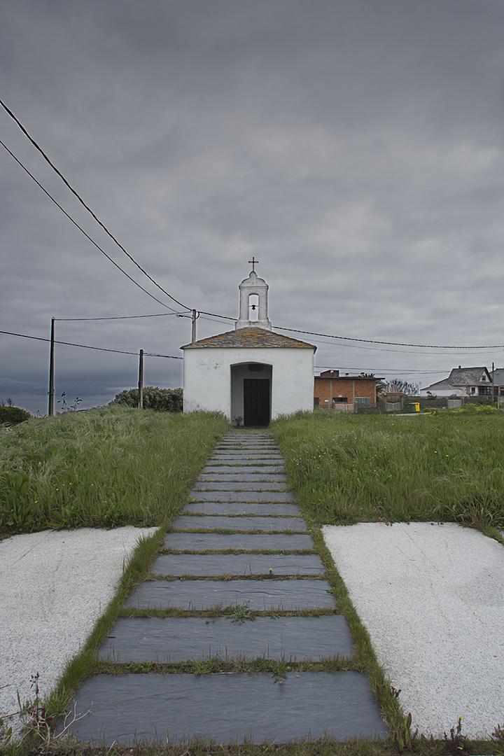 CAPILLA DE SAN BARTOLO- Santiago de Reinante