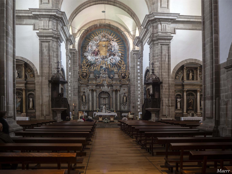 Capilla de Santa María de Belvis.
