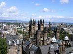 Capital of Scotland - Edinburgh