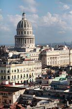 Capitolio in Habana de Cuba ( Havanna / Kuba )