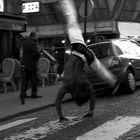 Capoiera a Parigi