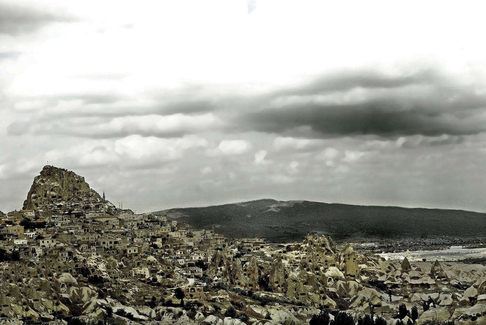 Cappadocia. Myth versus riality 2