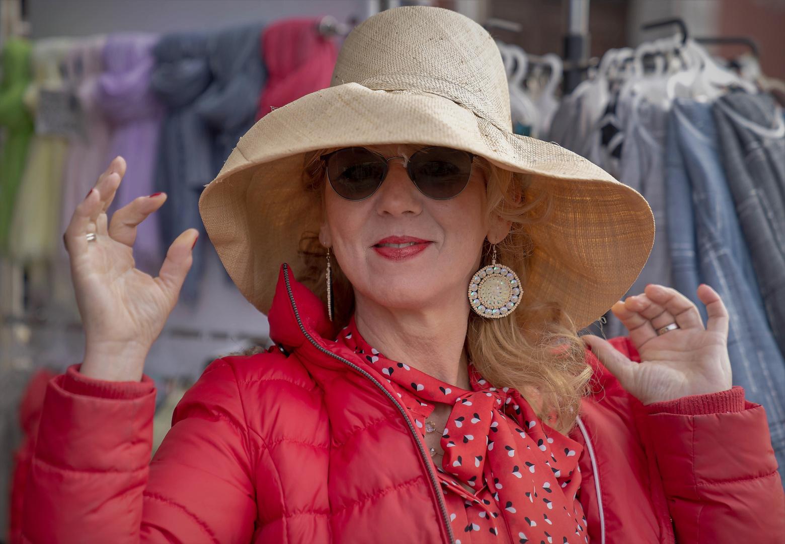 Cappelli fantastici....... A Venezia....