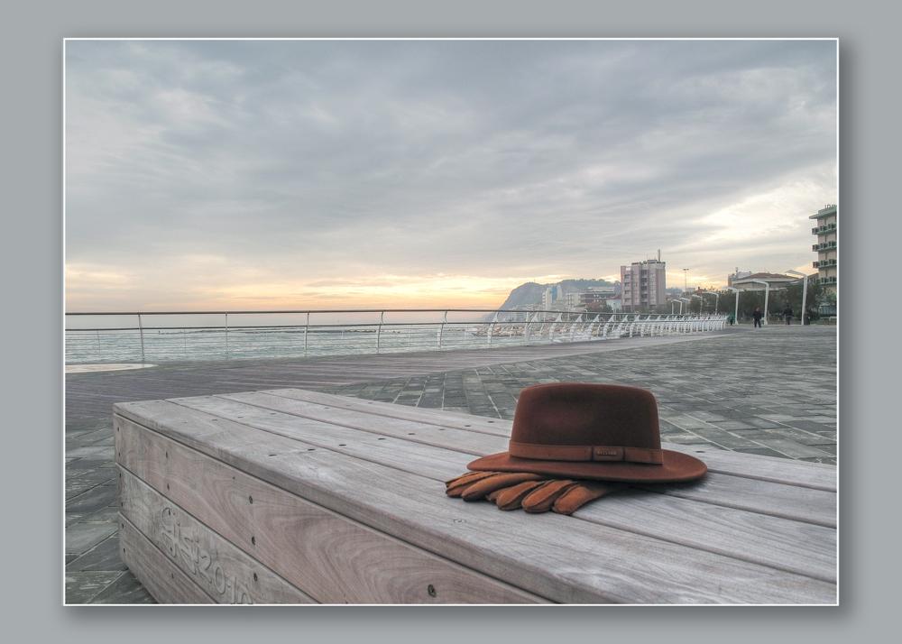 Cappello e guanti