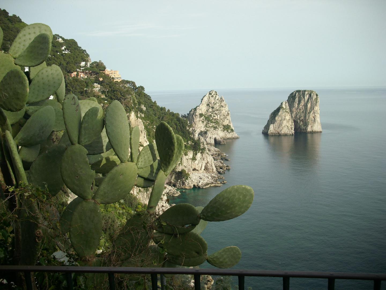 Capri im Frühling