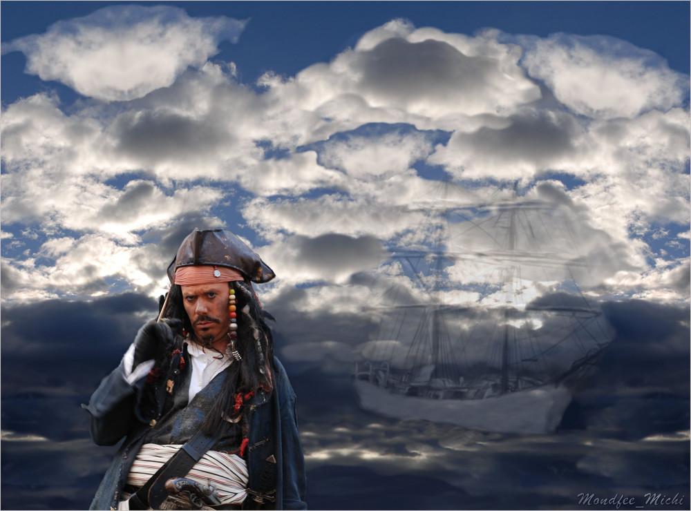 Captain Jack und die Wolkengremlins