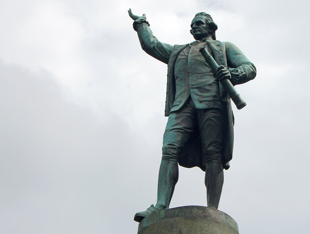 ..Captain James Cook 1..