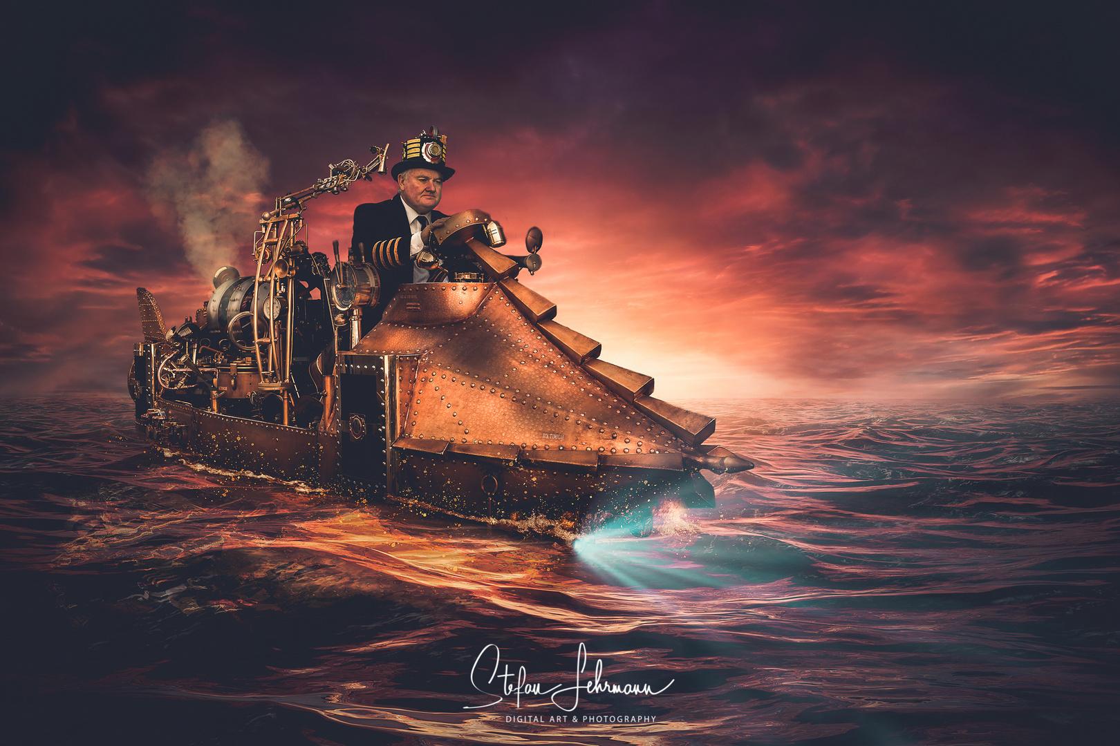 Captain Nemo Und Die UnterwaГџerstadt