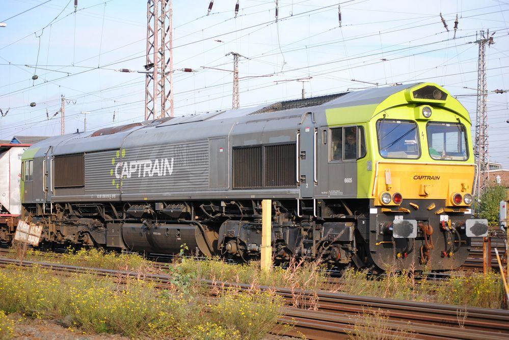 Captrain 6605