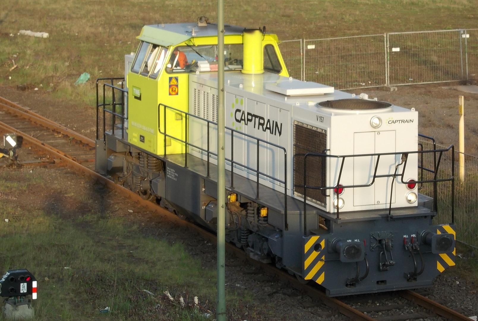Captrain V 157