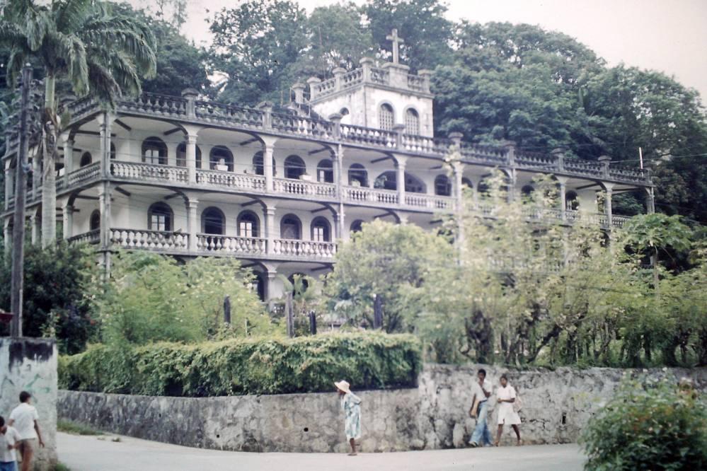 Capuchin House Victoria Seychelles - 1980