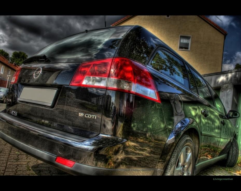 Car - Back