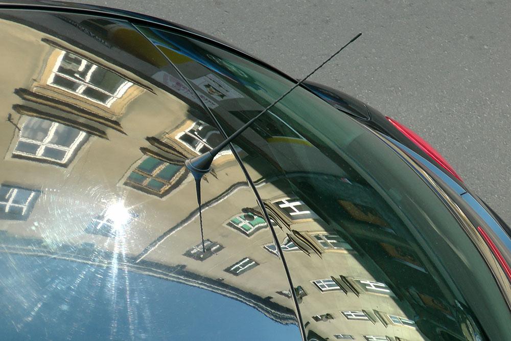 Car Like a Mirror 1