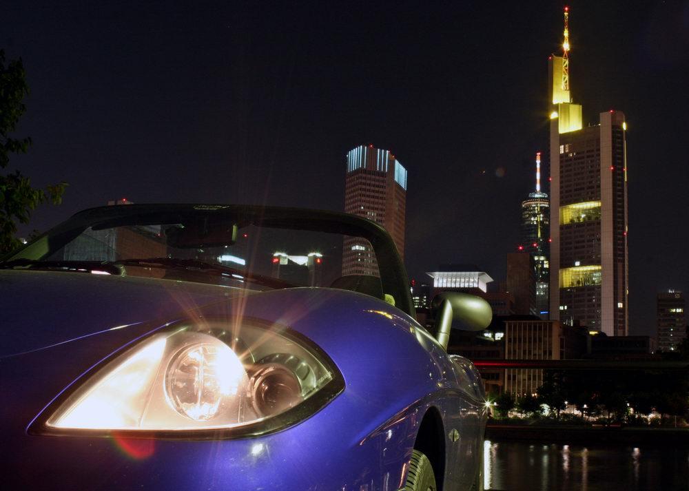 car @ night I