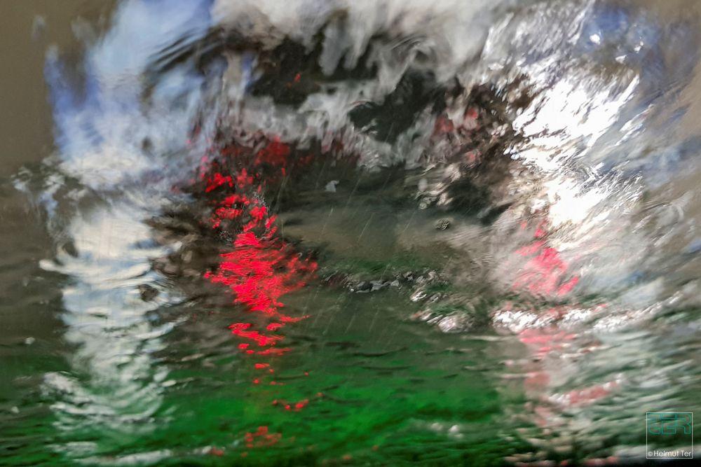 Car Wash - beinah abgetaucht.
