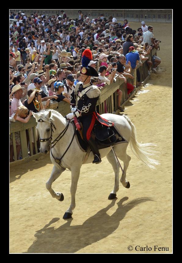 Carabiniere a Cavallo