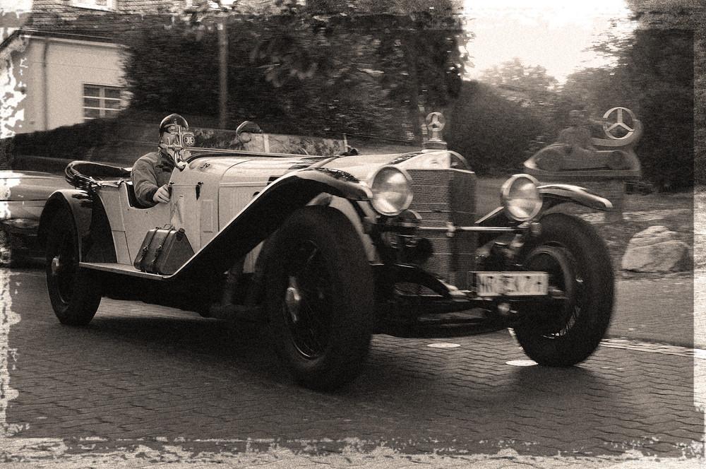 Caracciola Siegerwagen 1927