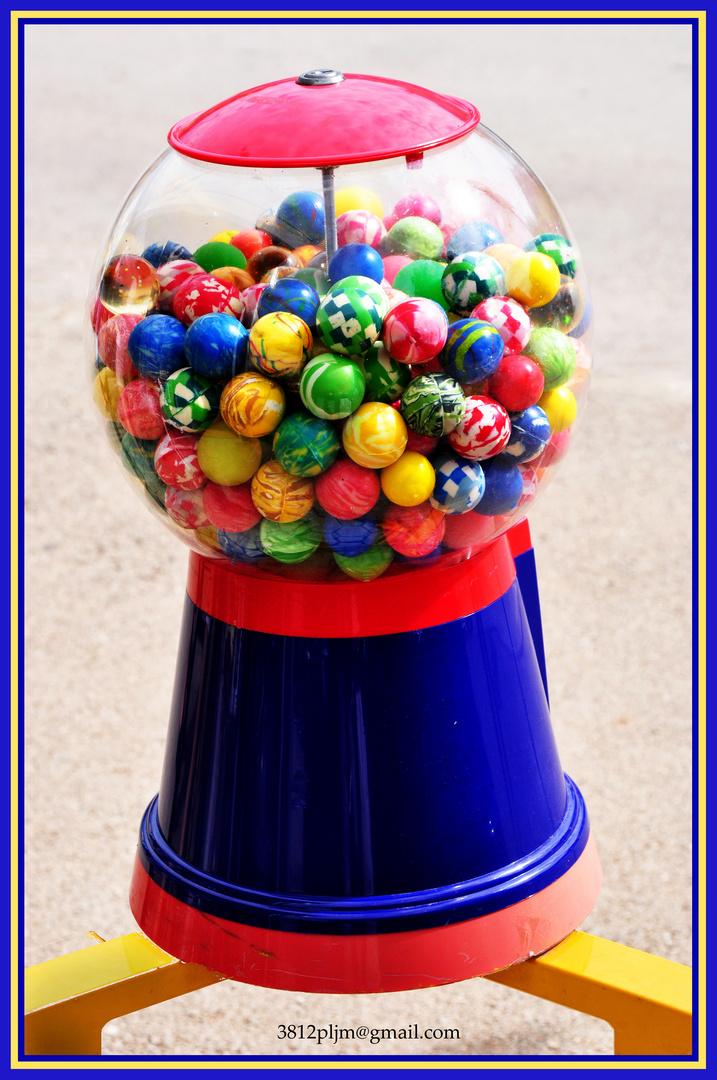 Caramelos...