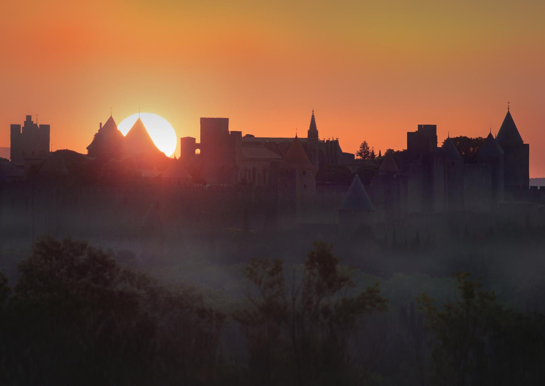 Carcassonne erwacht