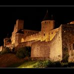 Carcassonne nocturna. ( Juego de Sep/Octubre )