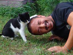 Carezza......felina