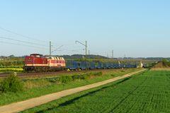 Cargo Logistik Rail-Service GmbH mit Leerholzzug