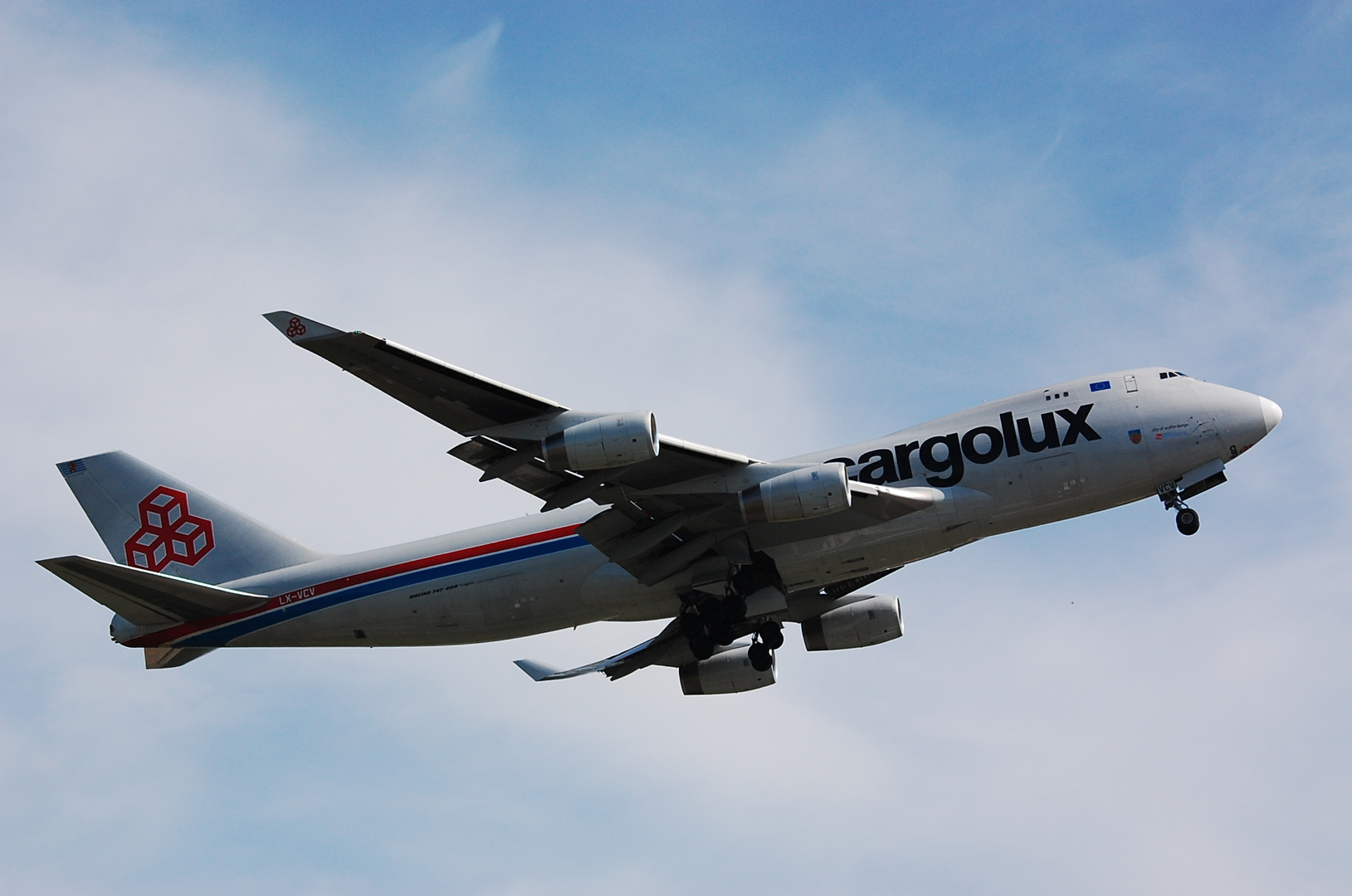 Cargolux VCV III