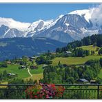 cari saluti dal monte bianco....