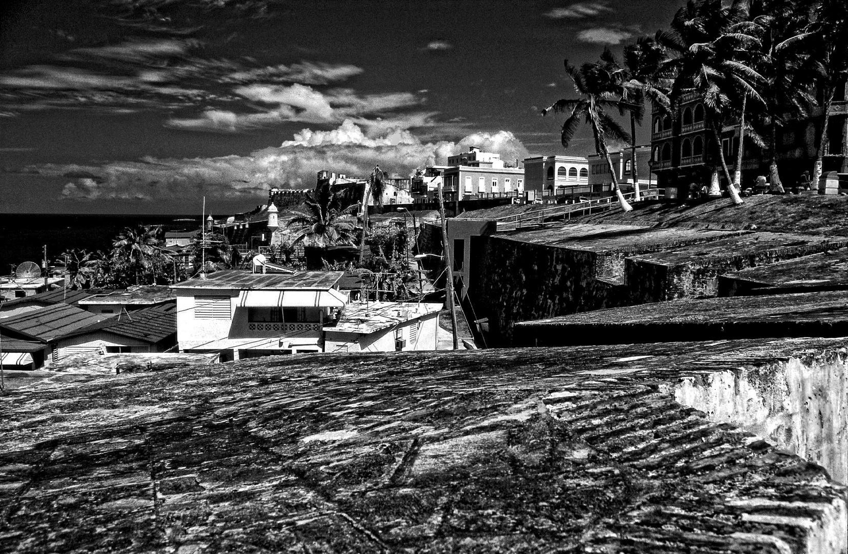 Caribbean shadows II (Salgado-style)