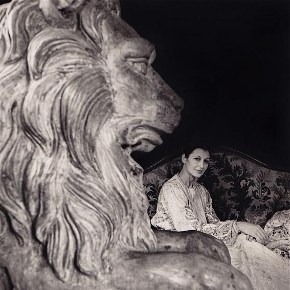 Carla Fracci - ritratto di Augusto De Luca