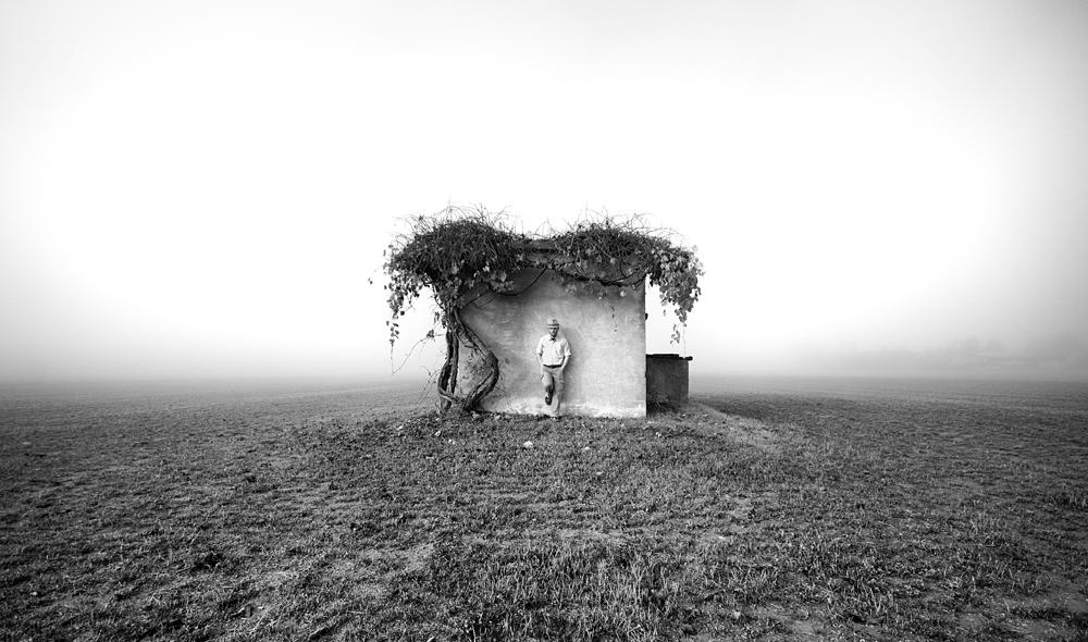 """Carlo Ferrara - PORTFOLIO """"L' ironia del selfie"""" small-houses  1"""