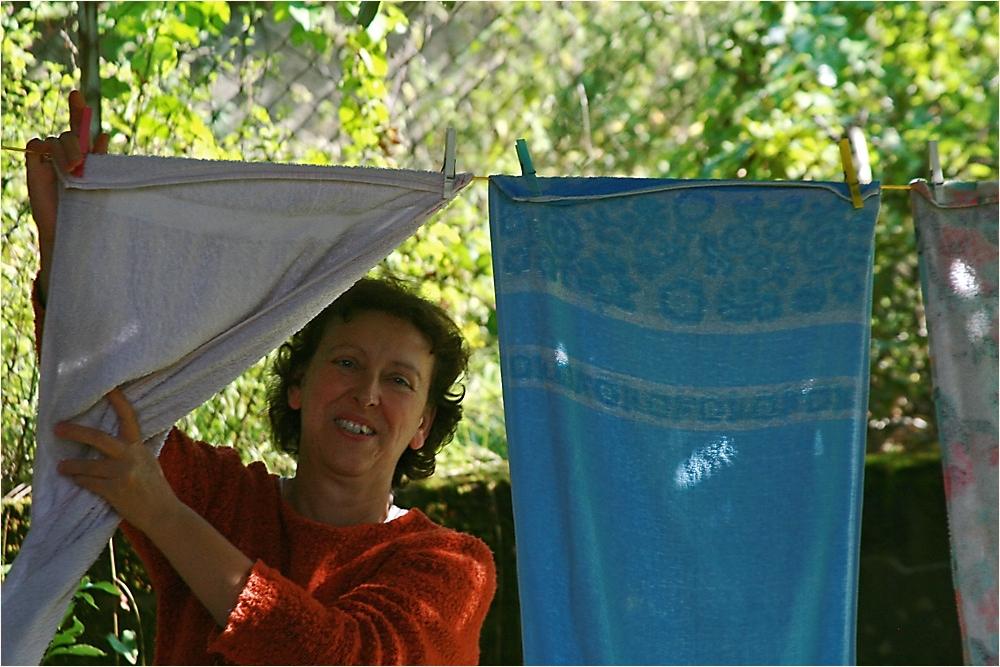 Carmen, meine Freundin seit 25 Jahren