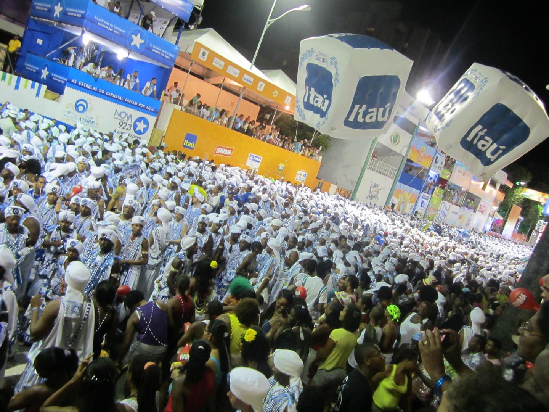 Carnaval 2012- Salvador BA