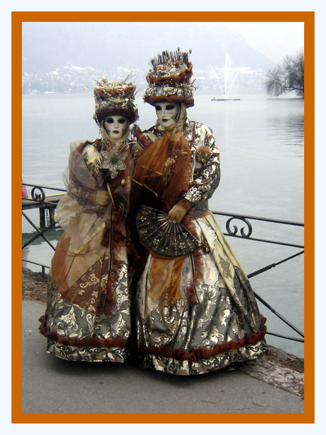 Carnaval Annecy ....