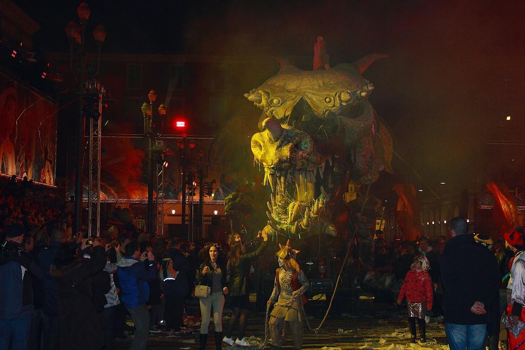 Carnaval de Nice le 19.02.2011