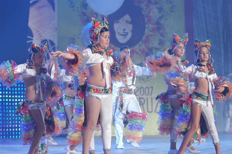 Carnaval de Santa Cruz de Tenerife- Islas Canarias