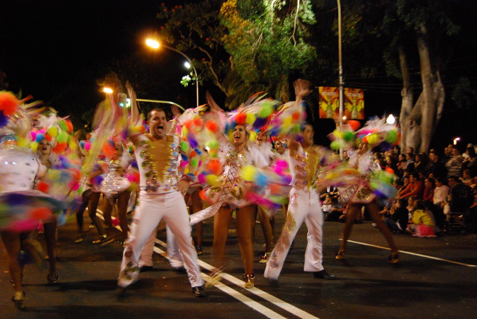 Carnaval en la calle