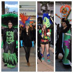 Carnaval statt Karneval